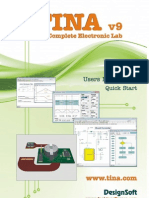 TINA 9.0 User Manual