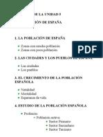 LA POBLACION EN ESPAÑA-5