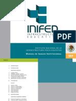 Manual de Imagen Institucional IfraEstFisEducativa