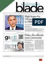 washingtonblade.com - volume 42, issue 39 - september 30, 2011