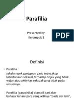 Parafilia (2)