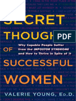 The Secret Thoughts of Successful Women by Valerie Young Ed.D - Excerpt