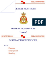 401-03 Distraction Devices Lesson 3