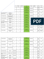 Calendario reuniones informativas 29092011