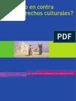 UNESCO - A Favor o en Contra de Los Derechos Culturales (2000)