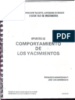 Apuntes de Principio de Comport a Mien To de Los Yacimientos Garaicoechea