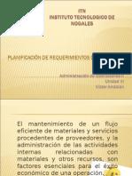 MRP resumen