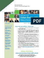News Bulletin from Aidan Burley MP #24
