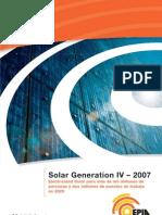 solar-generation-iv-2007 español
