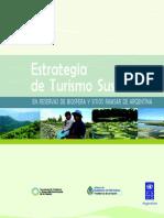 Libro Estrategia de Turismo Sustentable