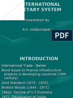 International Monetary System- a Primer