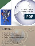 Global Trade Environment