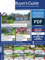 Coldwell Banker Olympia Real Estate Buyers Guide October 1st 2011