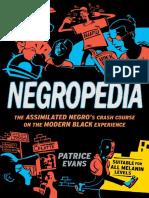 Negropedia by Patrice Evans - Excerpt