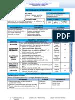 ACTIVIDADES DE APRENDIZAJE 2011-B