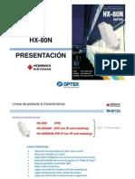 Optex HX-80