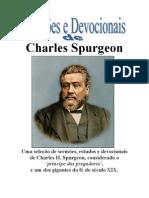 Sermões e Devocionais Charles Spurgeon