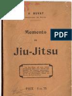 Memento de Jiu-Jitsu.1906.