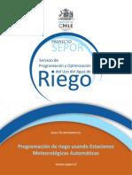 S202 Programacion de Riego Usando Estaciones Meteorologic As Automaticas[1]