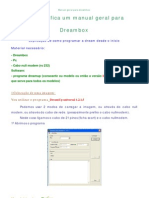 Manual Geral Para Dreambox