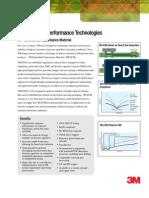 3M Embedded Capacitance Material Datasheet