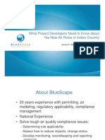 BlueScape New Tribal Rules Webinar 9-29-11