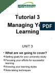 WUC 131 Lucy's Tutorial 3 Slides
