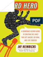 Word Hero by Jay Heinrichs - Excerpt