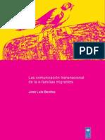 La comunicación transnacional de las e-familias migrantes