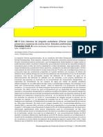 Cría intensiva de  langosta australiana (Cherax quadricarinatus)  en presencia de limna minor