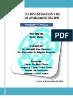 Reporte Del Robt Delta