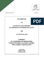Eg(2001)7 Handbook on National Machinery