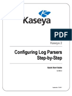 LOG Parser Creation - Step-By-Step