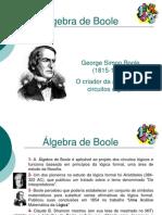 Álgebra de Boole e Circuitos Lógicos