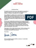 Homer Letter FINAL