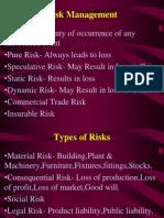 Risk Mgmnt