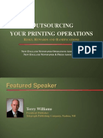 Outsourcing Your Printing Operations