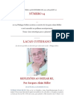 Lacan Cotidiano - 14