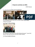 Nebraska Report 2006