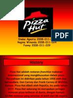 Presentation Pizza Hut