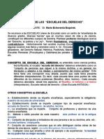 Escuelas Del Derecho Resumen Para Estudiantes (1)
