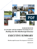 Marlborough Master Plan Executive Summary (Marlborough, Massachusetts)