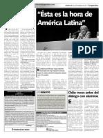 Entrevista a Lucía Topolansky
