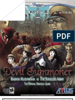 Shin Megami Tensei Devil Summoner Official Guide