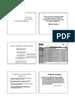 Pisanje, Objavljivanje Izlaganje i Vrednovanje Naucnog Rada