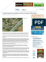 Council Backs Out on Intent to Bid on Country Club House | LoudounTimes