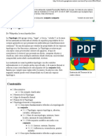 (Topología - Wikipedia, la enciclopedia libre)