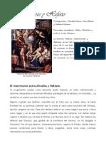 Afrodita, Ares y Hefesto
