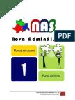 Manual NAS Nova AdminSis