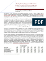 Articulo Milenio is Bolivia s Fiscal Policy Pro Cyclical